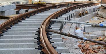 Construcții căi ferate